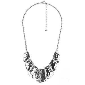 Stitch Fix Bancroft Sofia Hammered Collar Necklace
